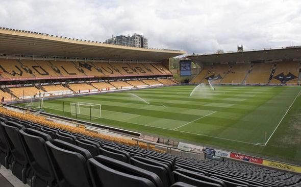 Wolves stadium