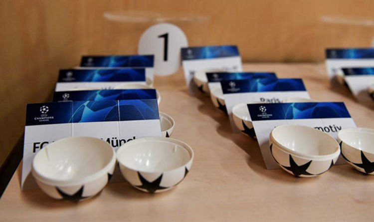 Champions League draw: How does the UEFA Champions League ...