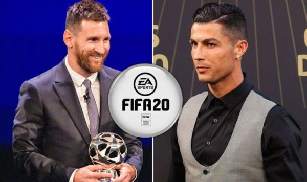 Fifa 20 ratings: Top 10 forwards - which Liverpool star joins Messi and Ronaldo?