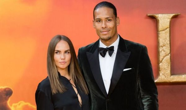 Virgil van Dijk wife: The unusual request Liverpool star made to his pregnant partner