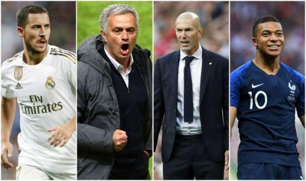 Real Madrid news LIVE: Zidane sack update, Jose Mourinho wanted, £180m Kylian Mbappe plan