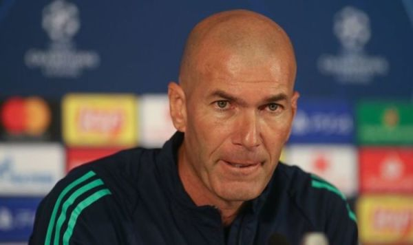 Real Madrid fans expect Zinedine Zidane to be sacked if Los Blancos lose at Galatasaray
