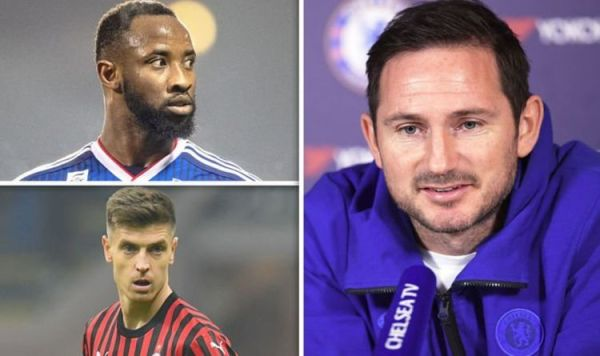 Three strikers named who Chelsea could sign before January transfer deadline