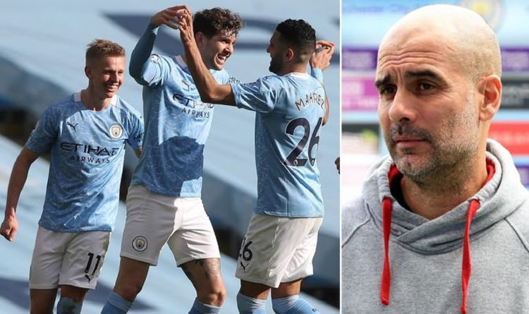 Pep Guardiola calls Man City 'lucky' in West Ham win as Man Utd gap widens and title nears