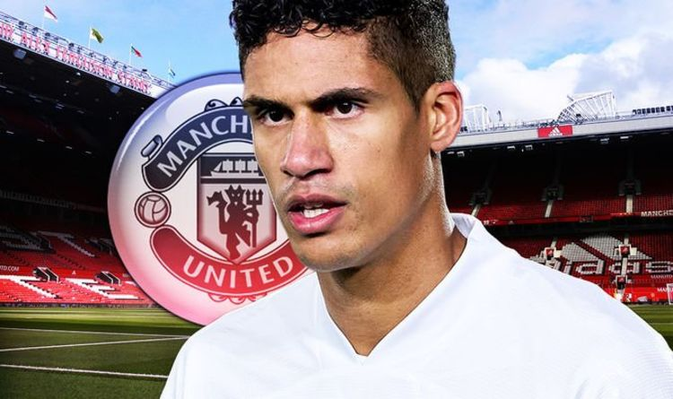 Real Madrid give Man Utd green light to complete Raphael Varane transfer this summer