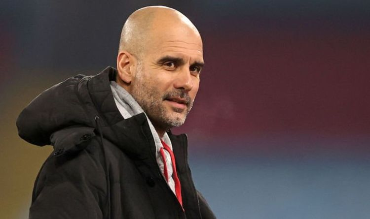 Man City boss Pep Guardiola makes Man Utd and Liverpool admissions despite huge title gap