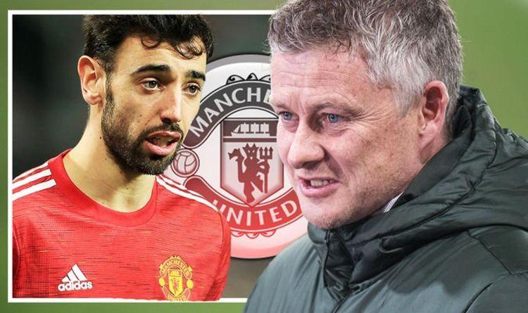 Man Utd boss Ole Gunnar Solskjaer has Bruno Fernandes concern ahead of Man City clash