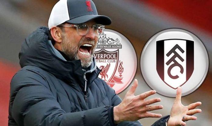 Liverpool boss Jurgen Klopp debunks Fulham theory after dire Premier League defeat
