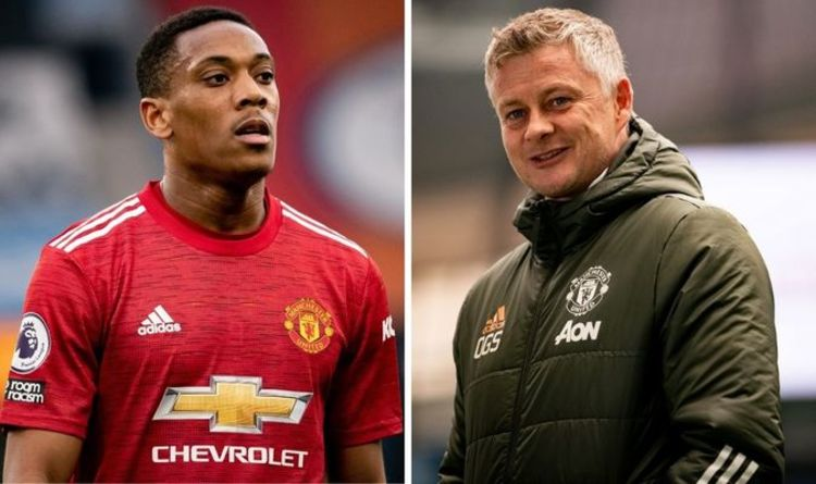 Man Utd boss Ole Gunnar Solskjaer has Anthony Martial theory after Man City victory