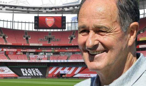 Arsenal legend George Graham backs Arteta and suggests £200m transfer plan - EXCLUSIVE