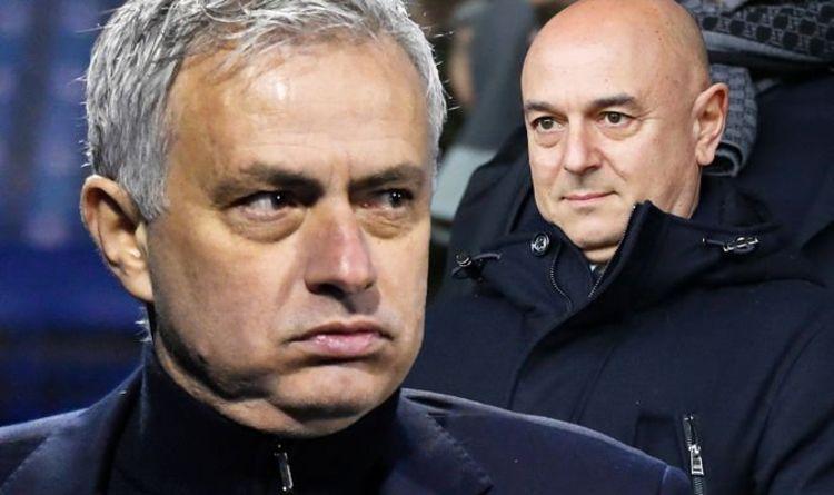 Jose Mourinho facing uphill battle to save Tottenham job as pressure mounts on Daniel Levy