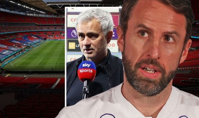 England boss Gareth Southgate fires warning to Jose Mourinho and Premier League bosses
