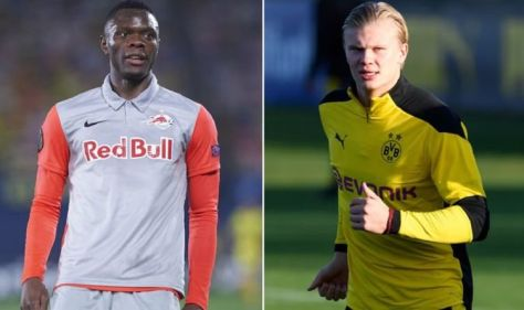 Man Utd and Chelsea can sign 'next Samuel Eto'o' for £110m less than Erling Haaland