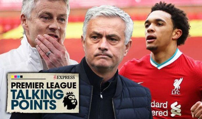 Premier League talking points: Mourinho dismayed, Man Utd begging, Moyes pips Guardiola