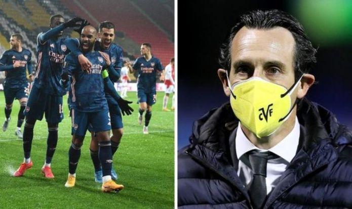 Arsenal boss Mikel Arteta sends warning to players over Unai Emery Europa League reunion