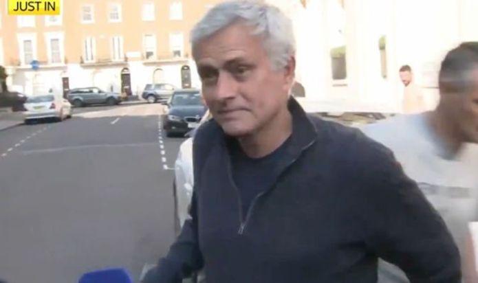Jose Mourinho breaks silence after Tottenham sacking with amusing social media post