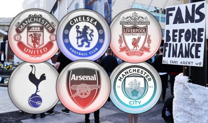 European Super League POLL: Should the Big Six be punished for ESL plot? VOTE NOW