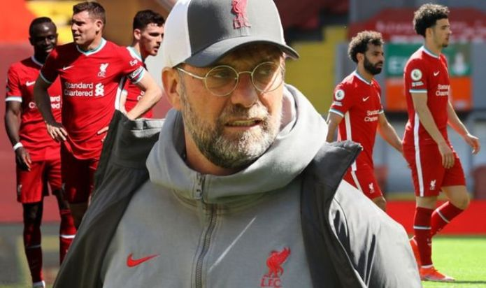 Jurgen Klopp slams Liverpool stars for Newcastle draw with brutal Champions League warning