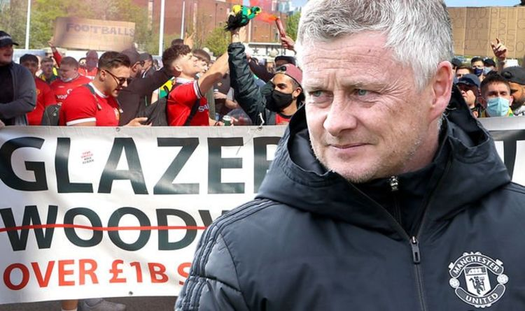 Ole Gunnar Solskjaer's plea to Man Utd fans as Old Trafford protest planned pre-Liverpool