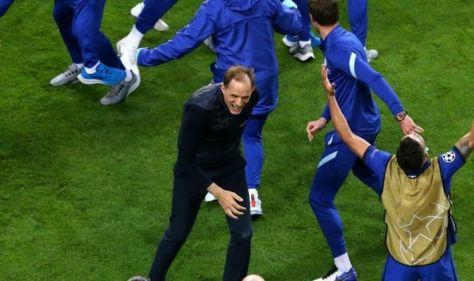 Chelsea boss Thomas Tuchel explains joy that Champions League superstition came true