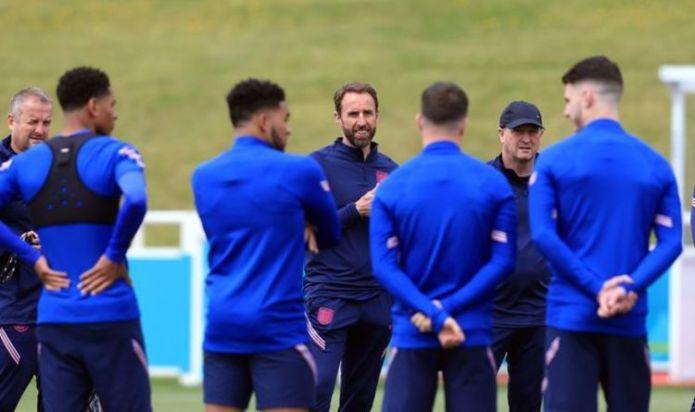 England 'leaked team news' for Croatia clash as Gareth Southgate springs four surprises