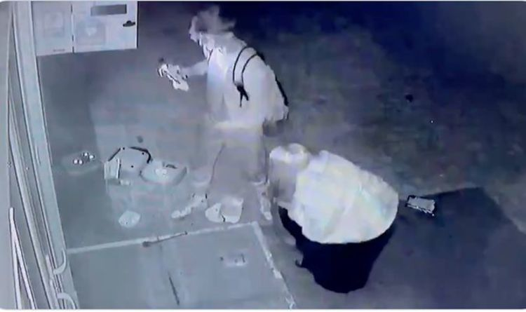 Buxted FC appeal after vandals destroyed life-saving defibrillator kit - 'Disgusting'
