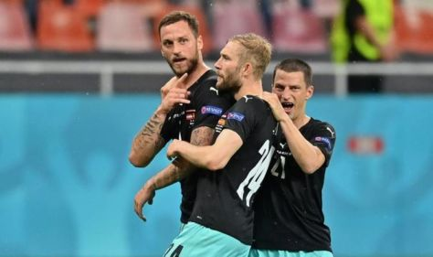 'I'm f***ing your Albanian mother' - Marko Arnautovic apologises for Euro 2020 outburst
