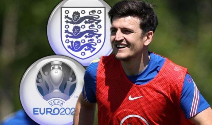 Harry Maguire to make England return vs Scotland as Man Utd star finally shakes off injury