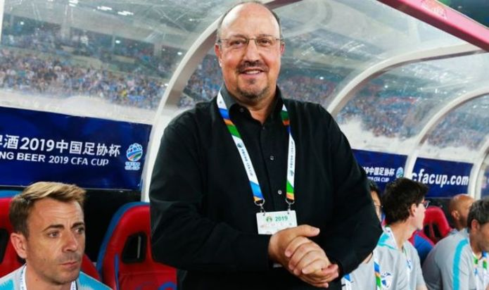 Rafael Benitez 'on the brink' of being confirmed as new Everton boss after holding talks