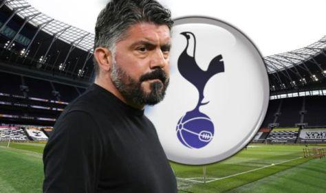 Tottenham close in on Gennaro Gattuso appointment as Paulo Fonseca talks break down