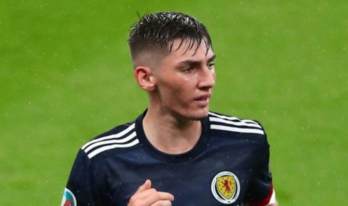 Chelsea star Billy Gilmour out of Scotland vs Croatia after testing positive for COVID-19