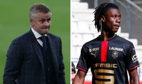 Man Utd boss Ole Gunnar Solskjaer has three concerns with Eduardo Camavinga transfer chase