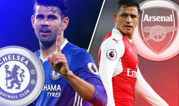 Chelsea v Arsenal live blog