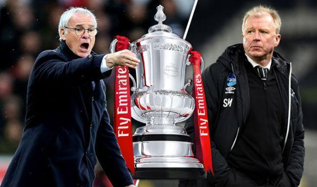 Leicester v Derby live