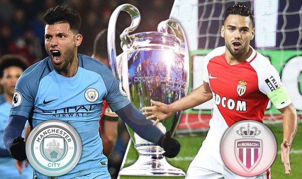 Man City v Monaco live