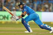 India beat England three wickets first ODI