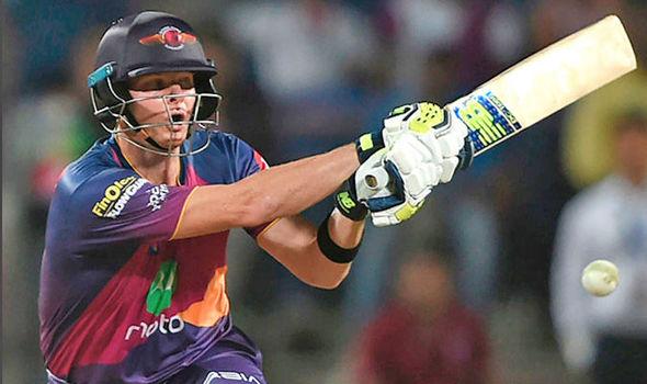 IPL batting star Steve Smith