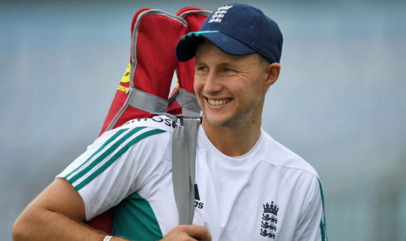 Joe Root was named England's 80th Test captain