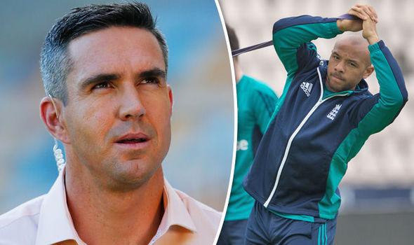 Kevin Pietersen and IPL star Tymal Mills
