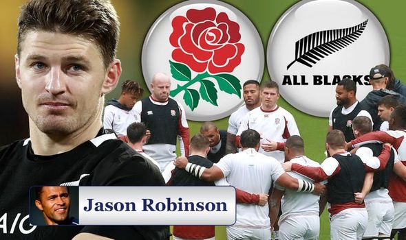 Stop Beauden Barrett and England will beat New Zealand and win World Cup - Jason Robinson