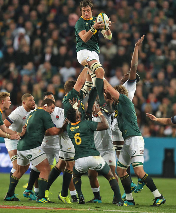 England Rugby news Eddie Jones  England Rugby news: Jones gives players DAY OFF in South Africa | Rugby | Sport England Rugby news Eddie Jones 1378549