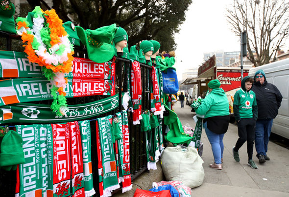 Ireland vs Wales  Six Nations 2018 LIVE, Ireland vs Wales: Latest reaction as Irish hang on to win | Rugby Union | Sport Ireland vs Wales 1245840