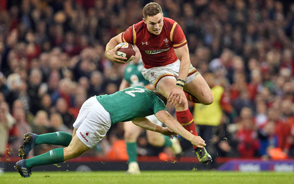 Six Nations Wales star George North