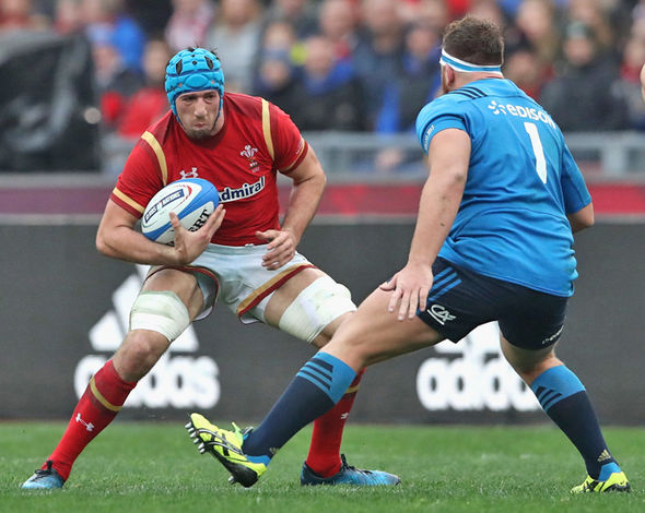 Wales v Italy highlights