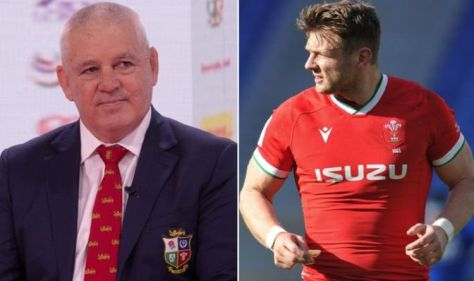 British and Irish Lions: Warren Gatland experience key vs South Africa says Dan Biggar