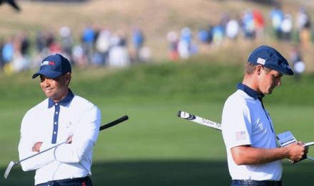 Image result for ryder cup 2018 bryson