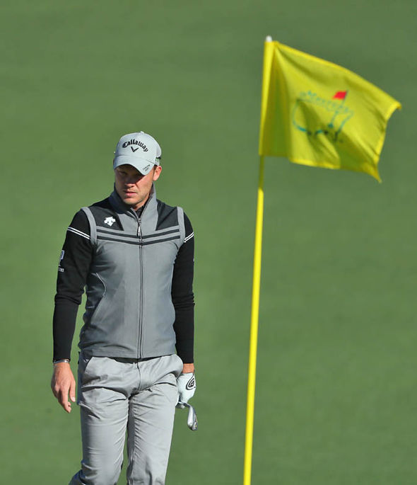 Willett is the first Masters champion to miss the cut on his defence in 13 years