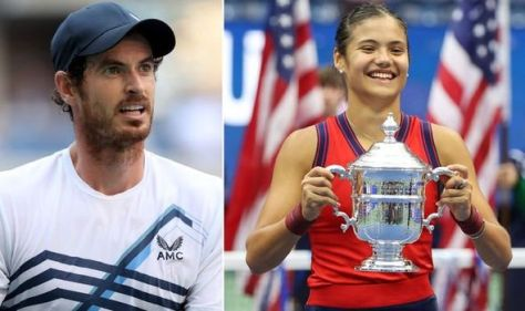 Andy Murray sends message to UK Government over Emma Raducanu - 'Not really good enough'