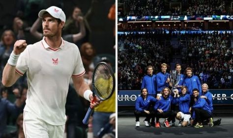 Andy Murray excites fans as he makes Laver Cup statement ahead of London edition