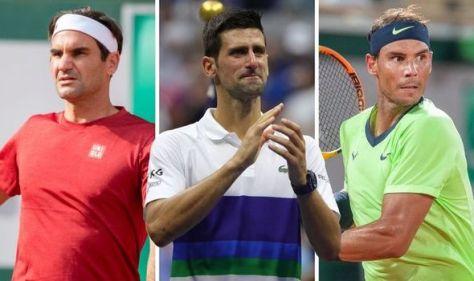 Roger Federer, Rafael Nadal and Novak Djokovic fear raised by French Open director